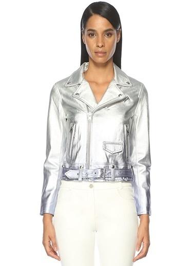 IRO Ceket Gümüş